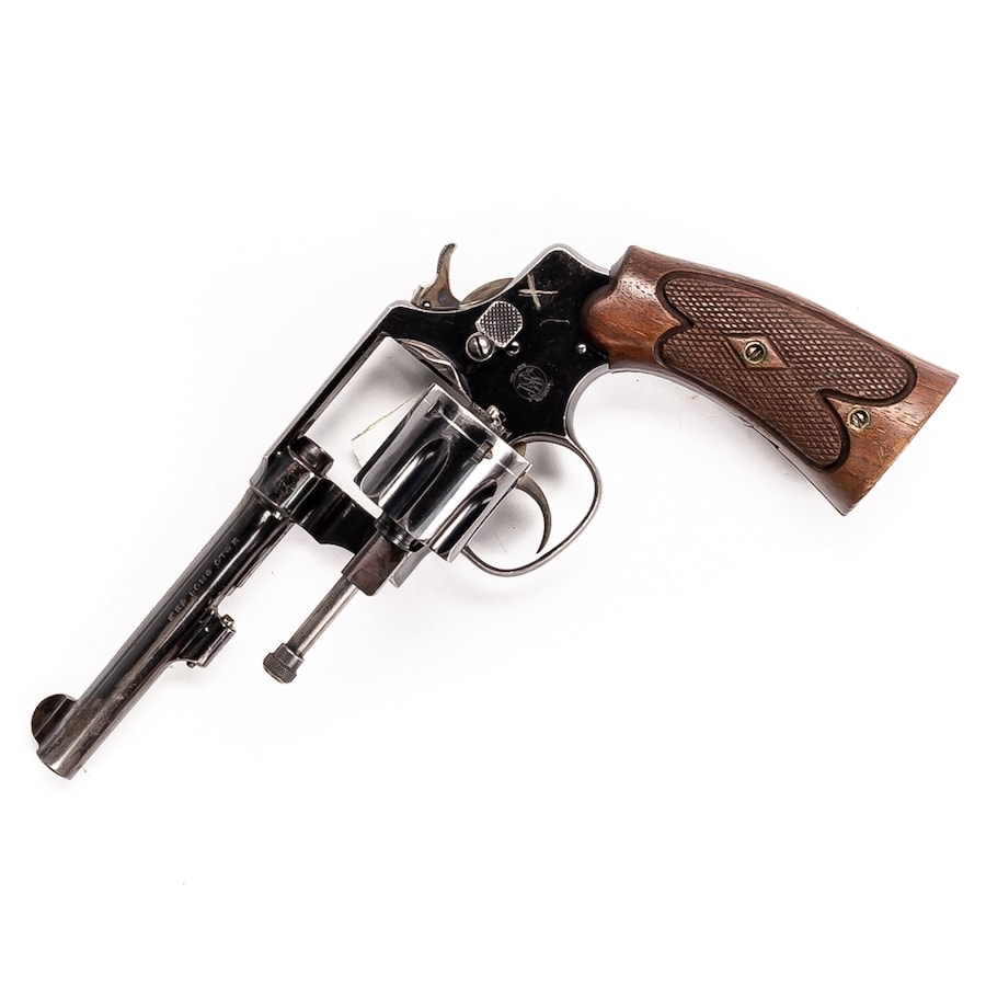 SMITH & WESSON MODEL 1903 HAND EJECTOR