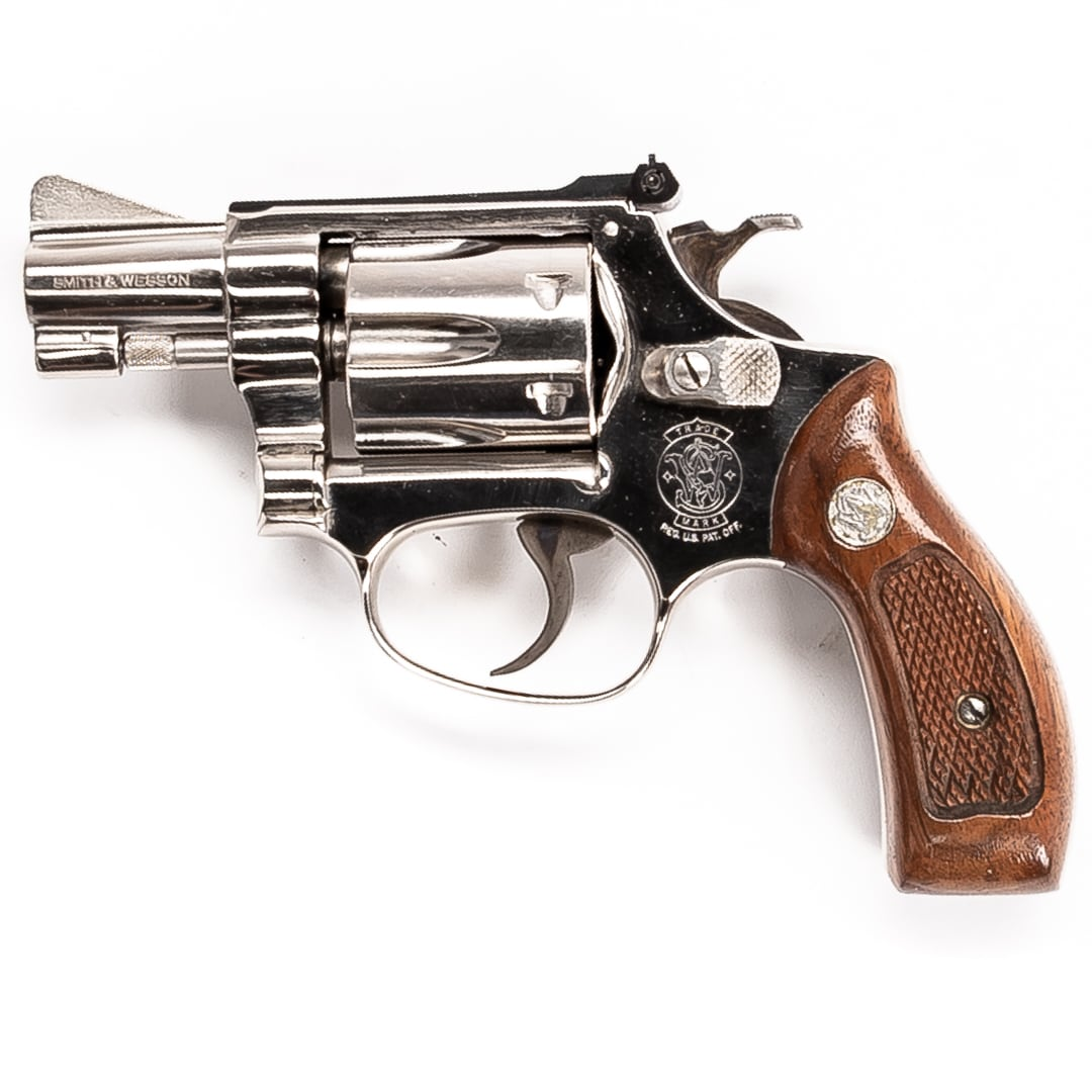 SMITH & WESSON MODEL 34-1