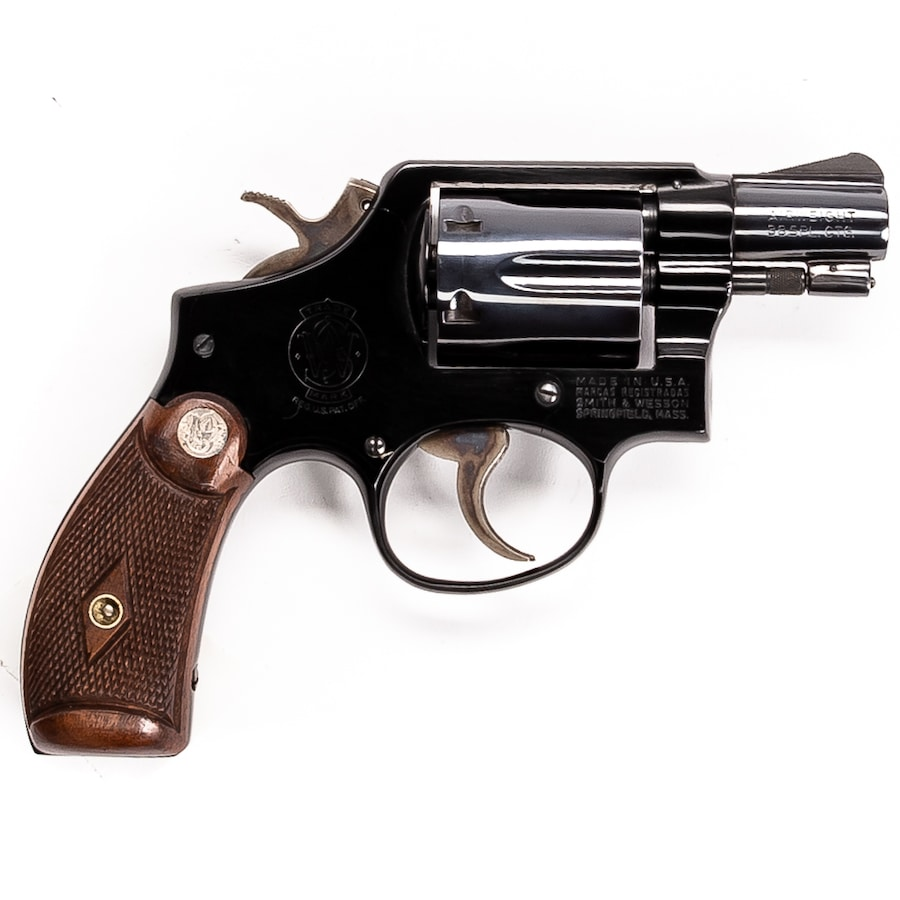 SMITH & WESSON MODEL 12-2