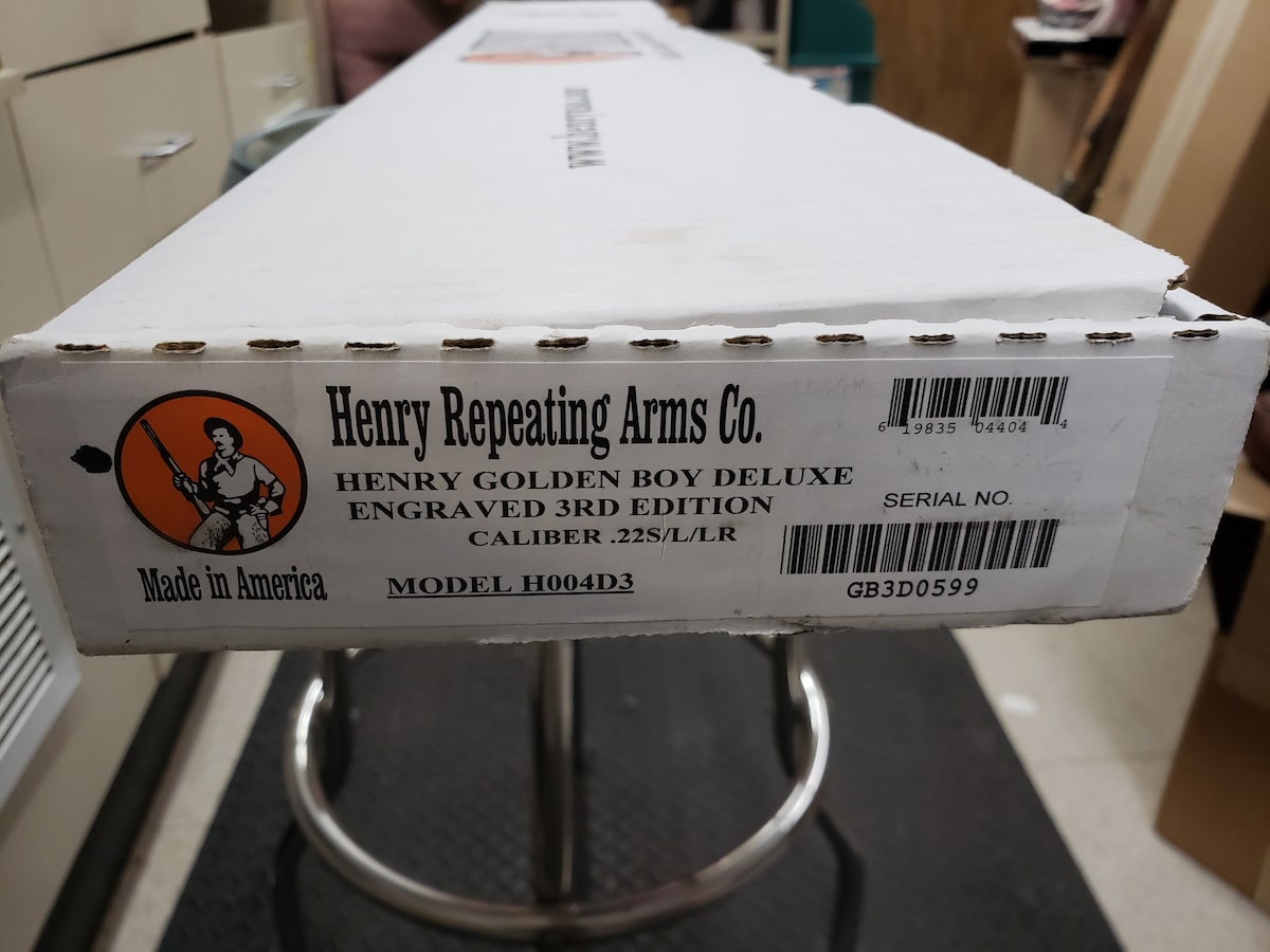 HENRY H004D3