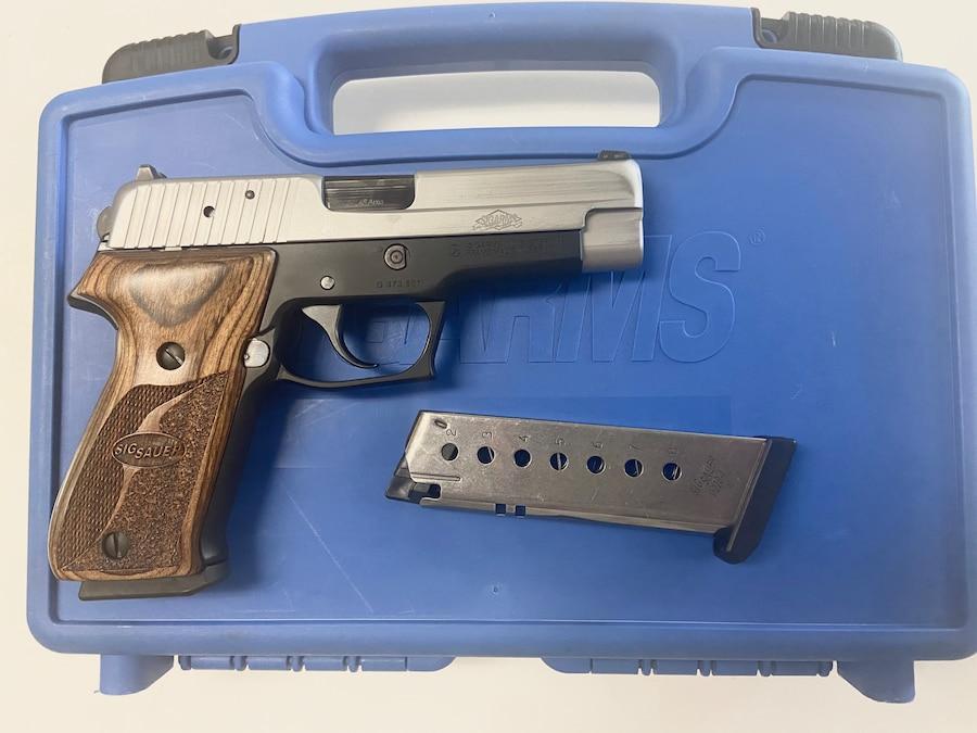 SIG SAUER P220 AS