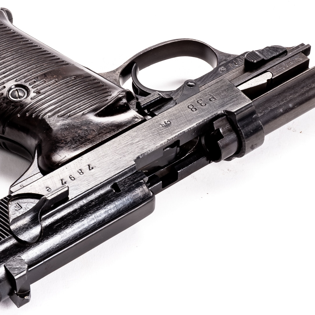 WALTHER P-38
