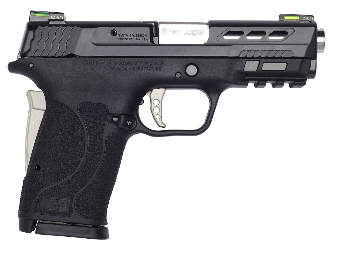 SMITH & WESSON M&P 9 SHIELD EZ