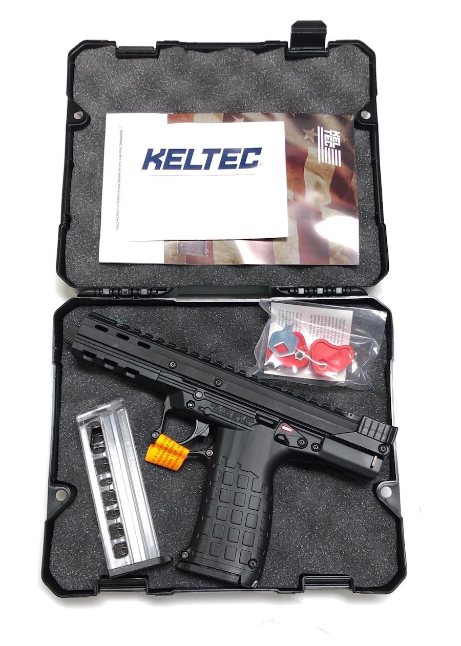 KEL-TEC CP33 - CP33BLK