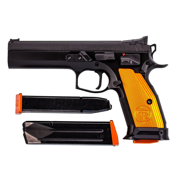 CZ-USA 75 Tactical Sport (Orange)