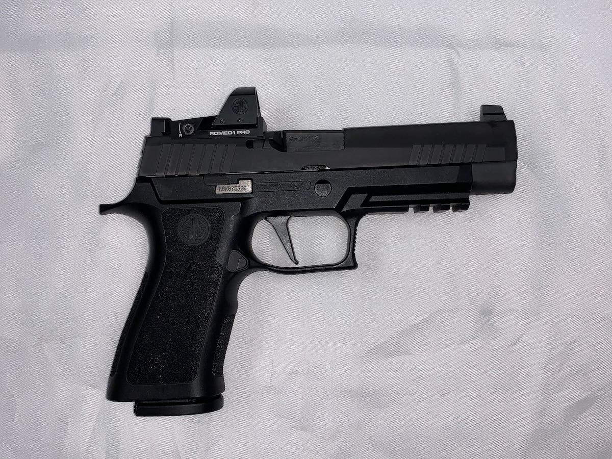 SIG SAUER P320 RXP XFULL-SIZE