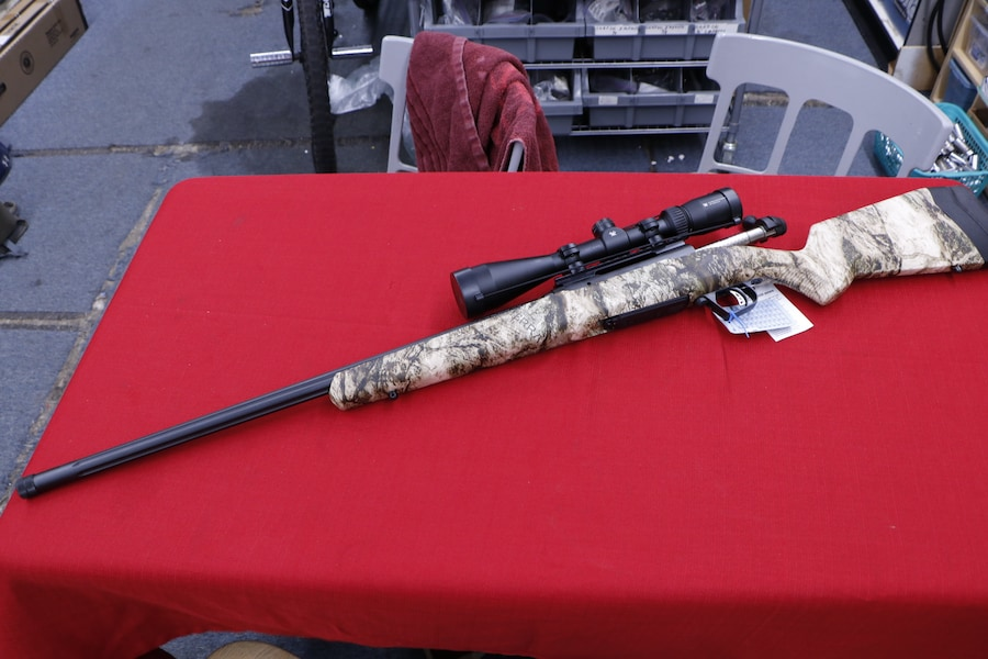 SAVAGE ARMS 110APX PREDATOR