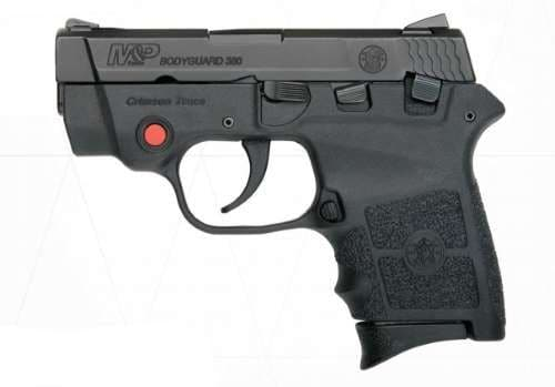 SMITH & WESSON BODYGUARD 380 LASER