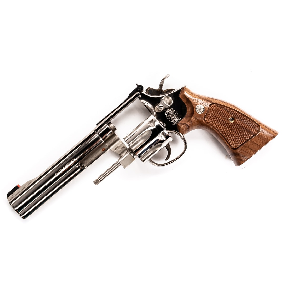 SMITH & WESSON 17-6