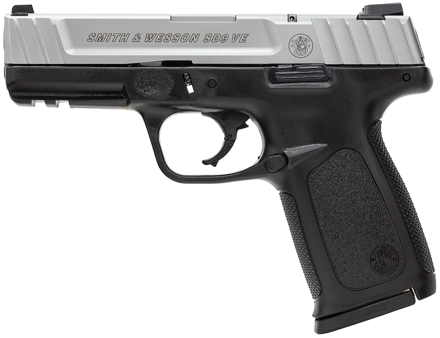 SMITH & WESSON SD9 VE 9mm 223900