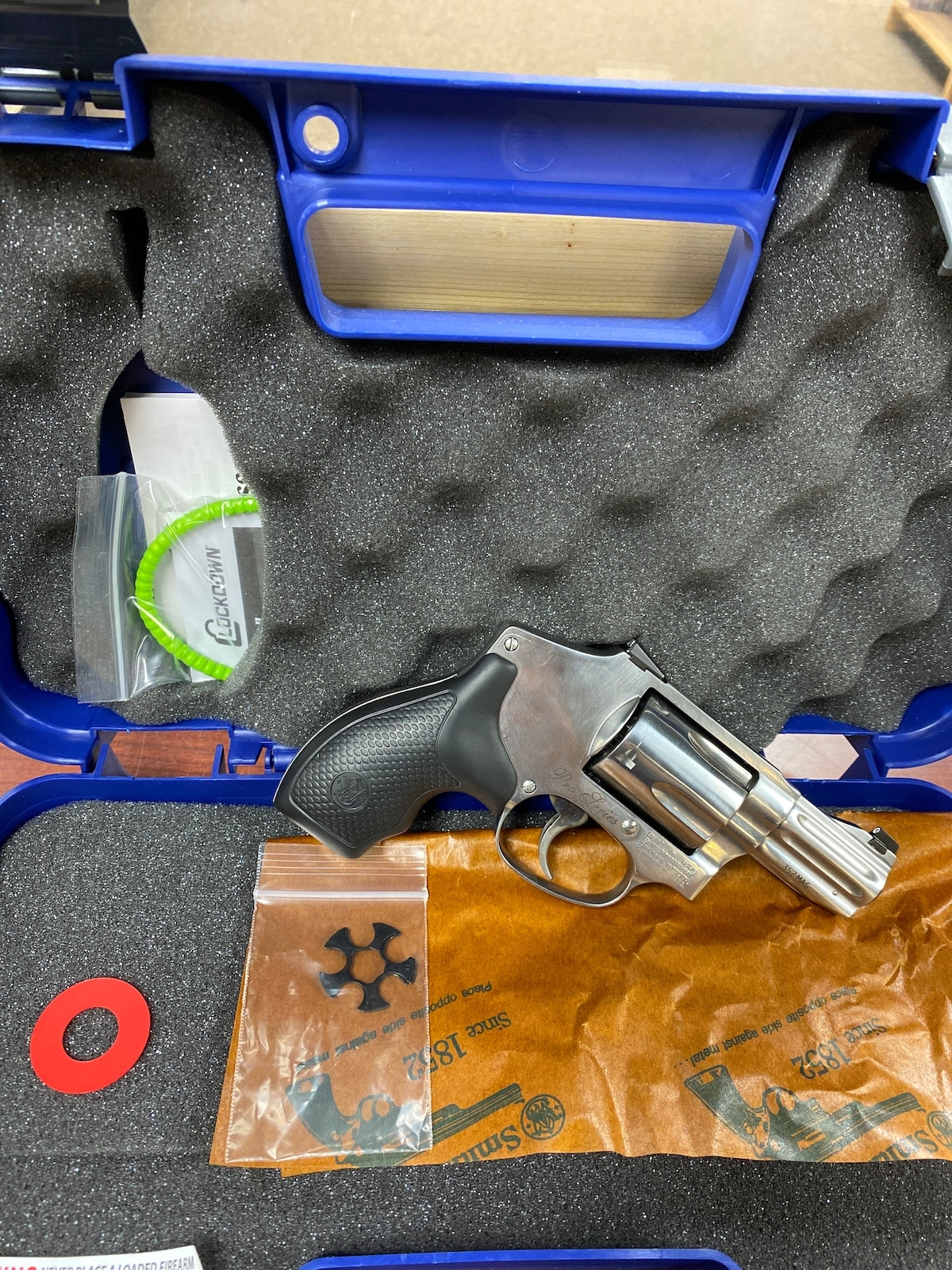 SMITH & WESSON M640 Pro Series 640-1 178044