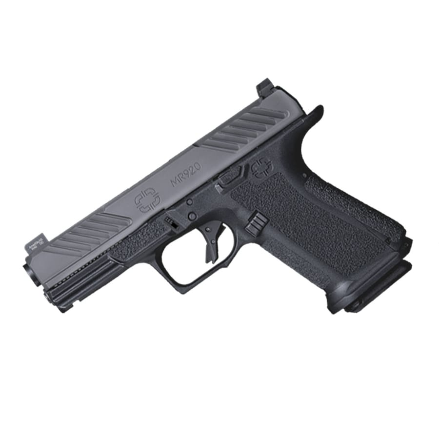 SHADOW SYSTEMS SS9C 9MM COMPACT OR SLIDE FLUTED BBL FDE DL