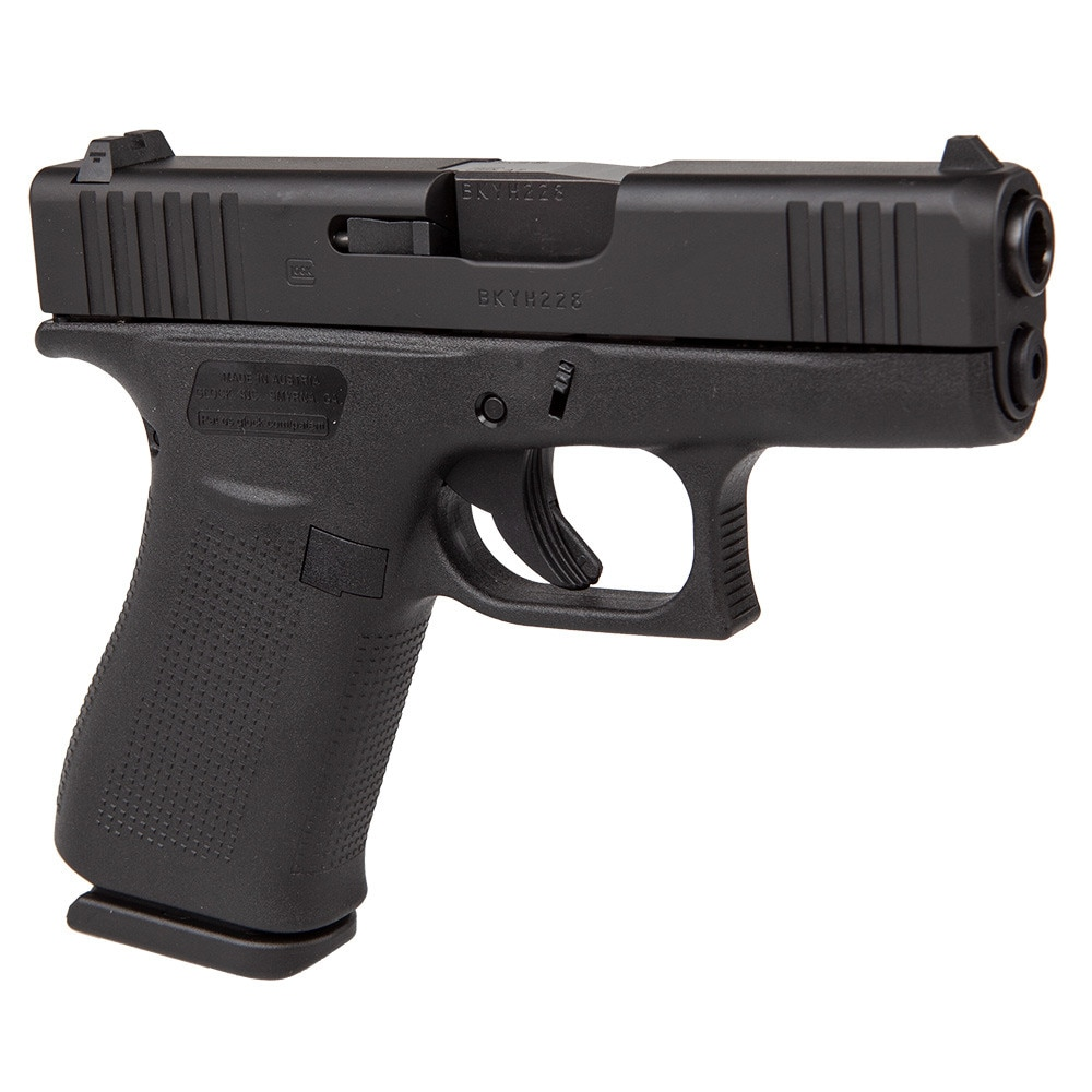 GLOCK 43X 43 X G43X ALL BLACK