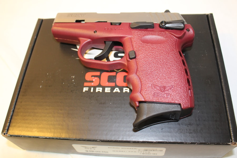 SCCY INDUSTRIES cpx-1ttcr