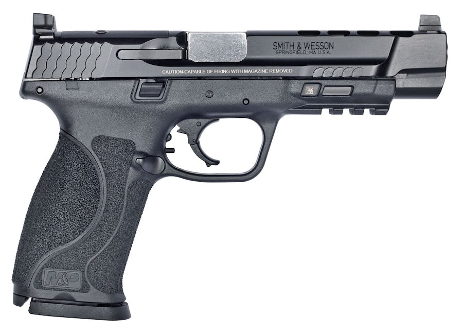SMITH & WESSON Ported M&P 9 Performance Center M2.0 Backstrap Grip C.O.R.E.
