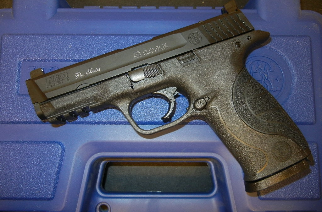 SMITH & WESSON M&P 9 Pro Series