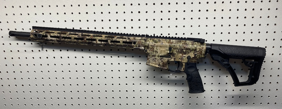 DANIEL DEFENSE DDM4 HUNTER