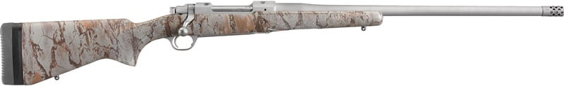RUGER M77 HAWKEYE FWT HUNTER