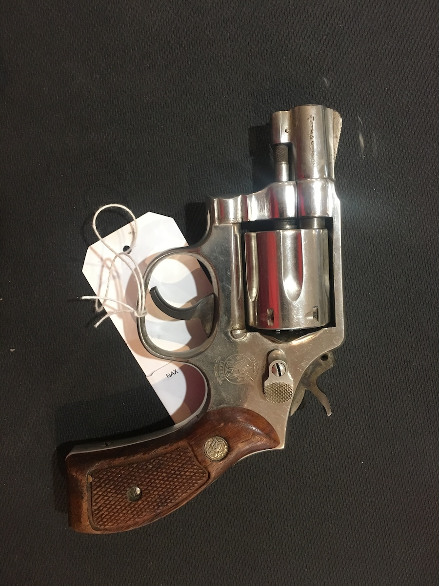 SMITH AND WESSON 10-7