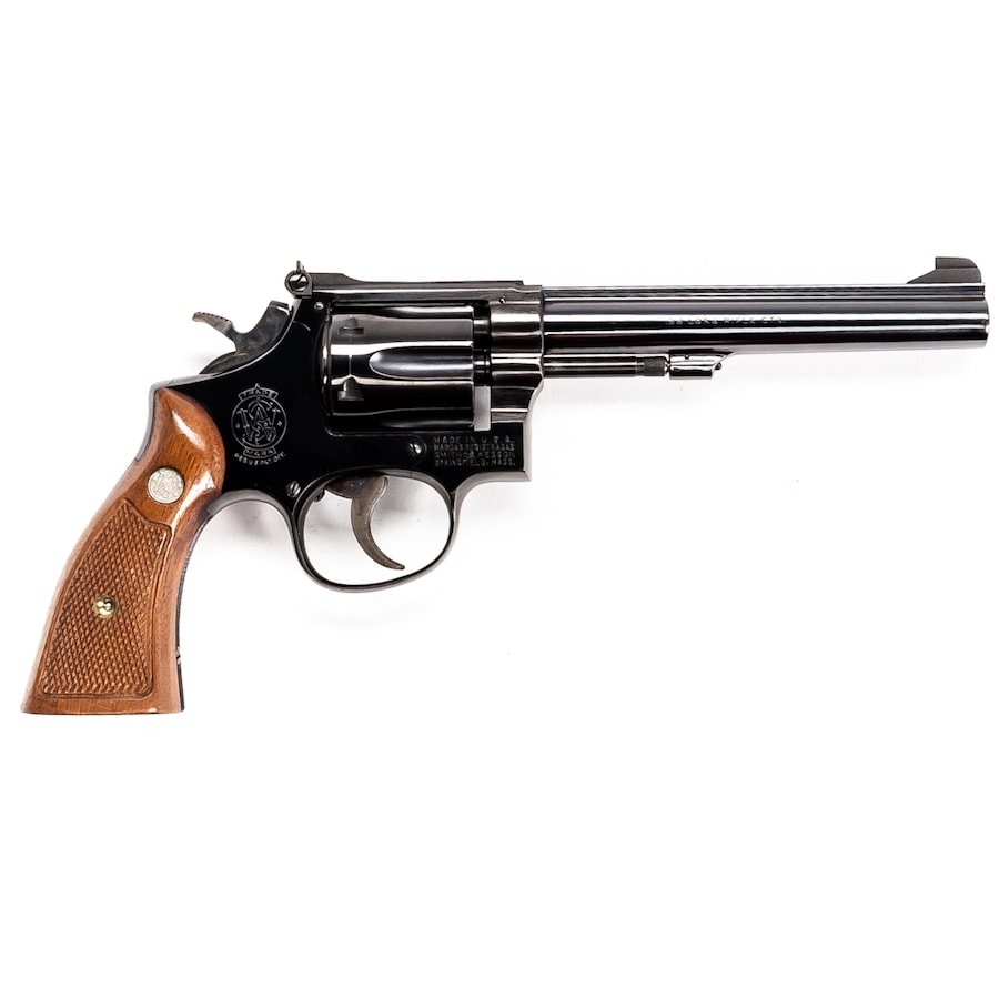 SMITH & WESSON 17-1