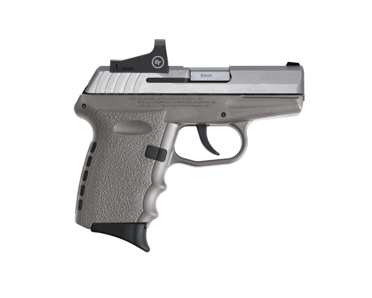 SCCY INDUSTRIES cpx-2ttsgrd