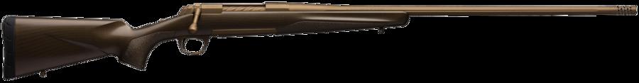 "Browning 035418294 X-Bolt Pro 6.5 PRC 4+1 24"""