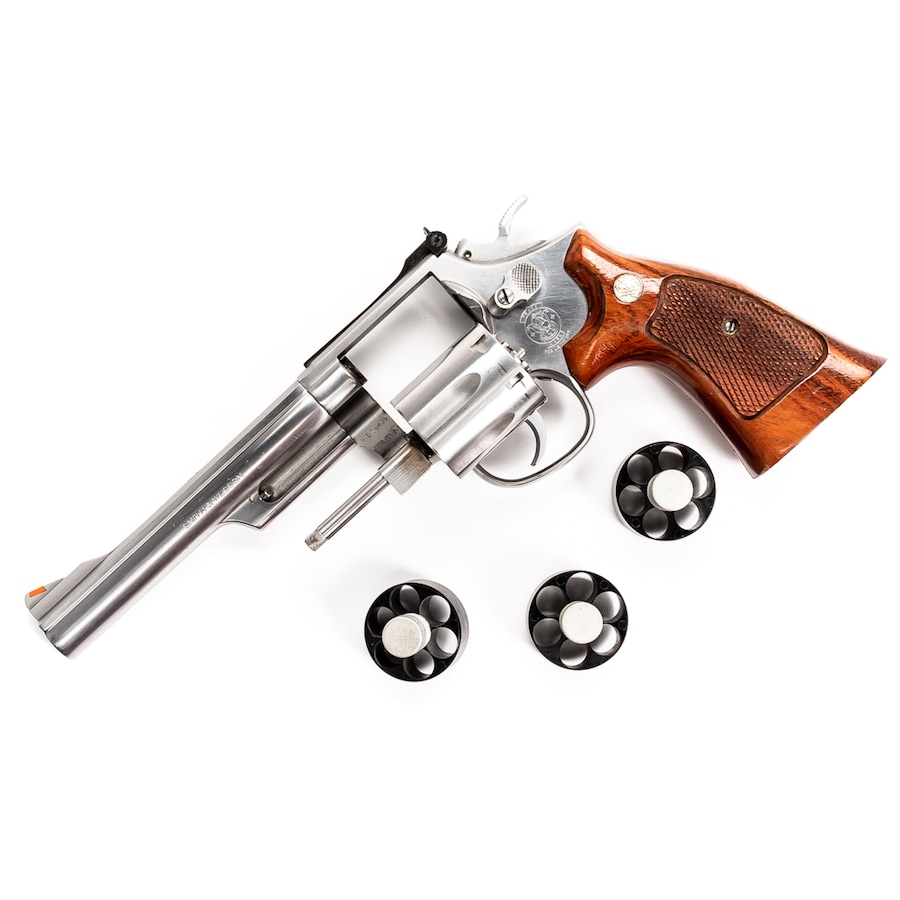 SMITH & WESSON 66-2