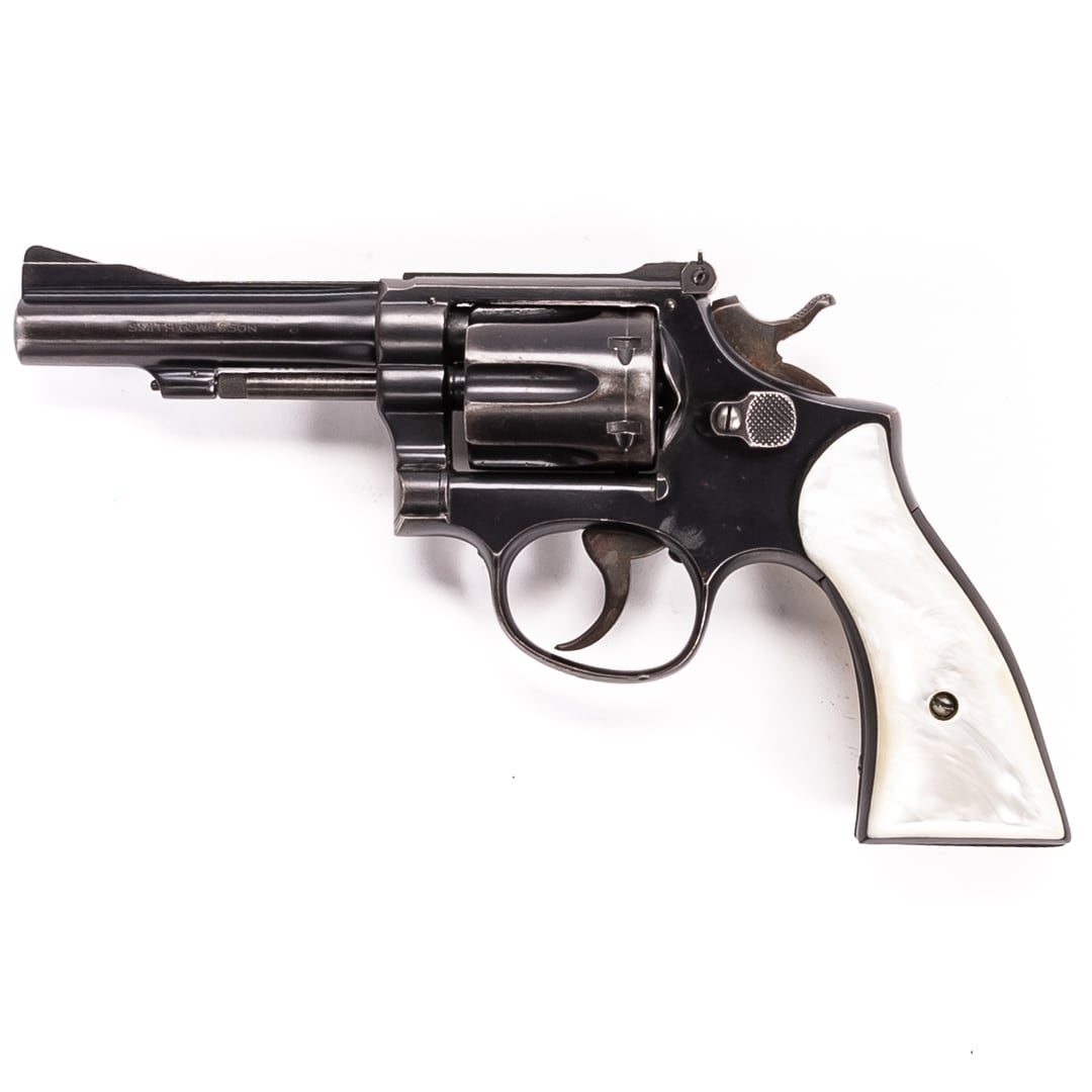 SMITH & WESSON K-22