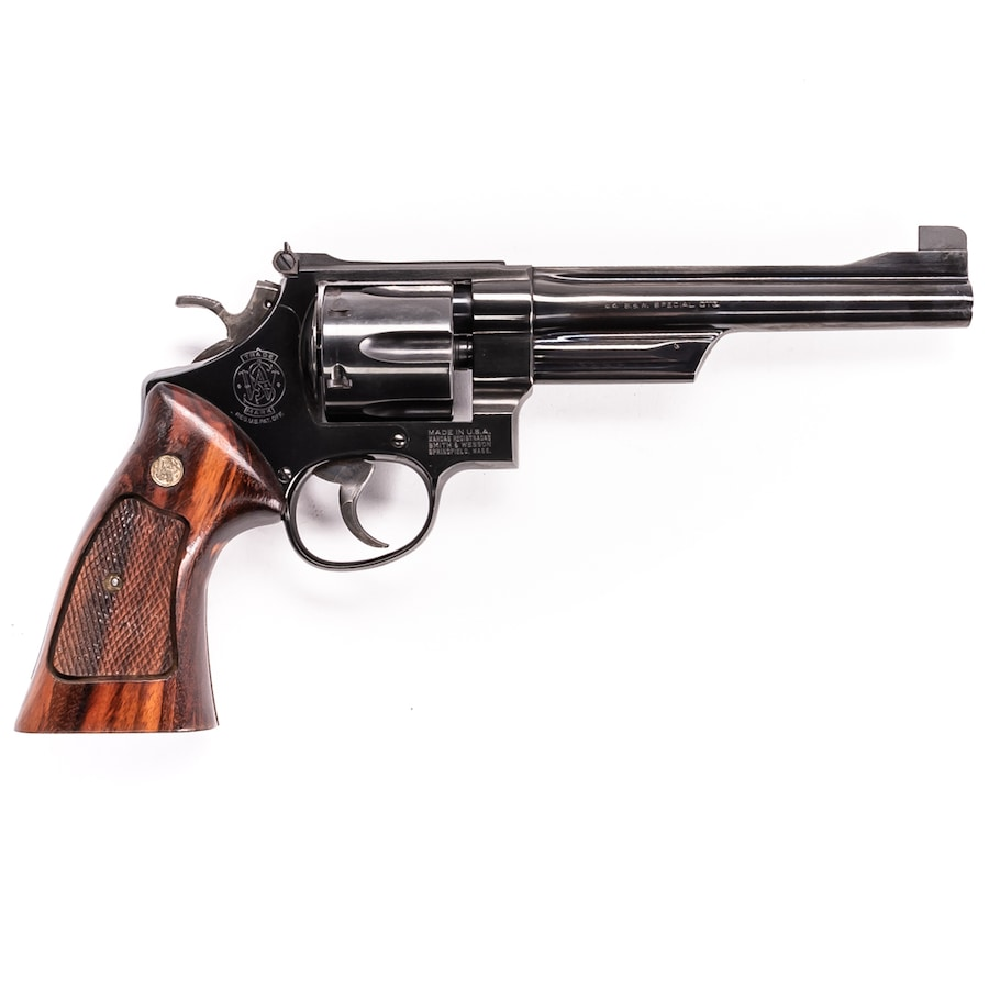 SMITH & WESSON MODEL 24-3
