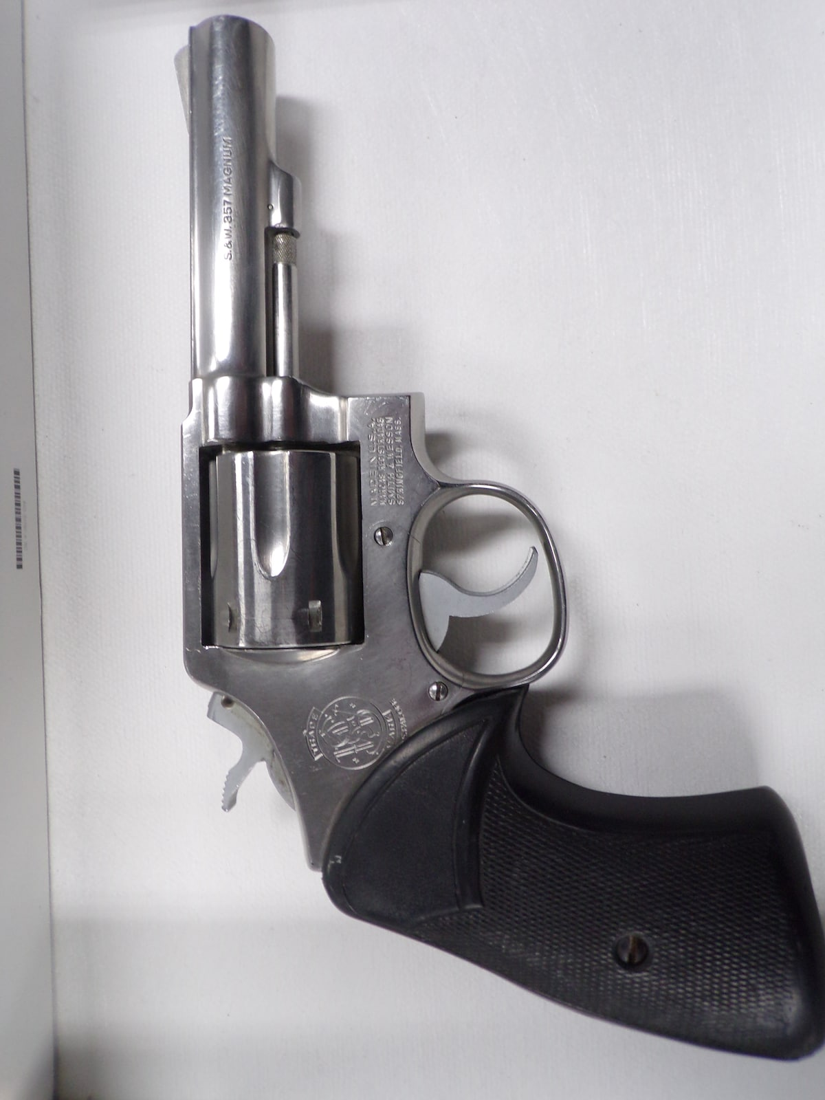 SMITH & WESSON MODEL 65-2