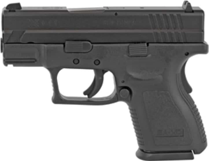 SPRINGFIELD ARMORY XD9 Sub-Compact
