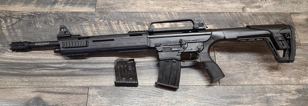 SILVER EAGLE AR12 Tactical lc