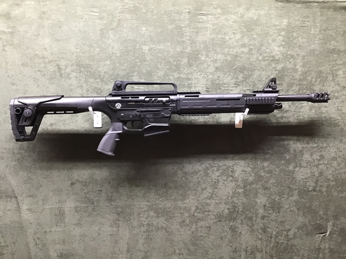TR IMPORTS Silver Eagle TAC-LC