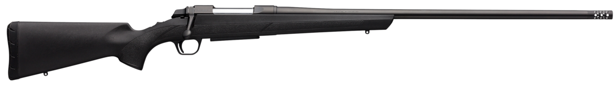 "Browning 035818282 AB3 Stalker Long Range 6.5 Creedmoor 5+1 26"" MB Matte Black Synthetic Stock Matte Blued Right Hand"