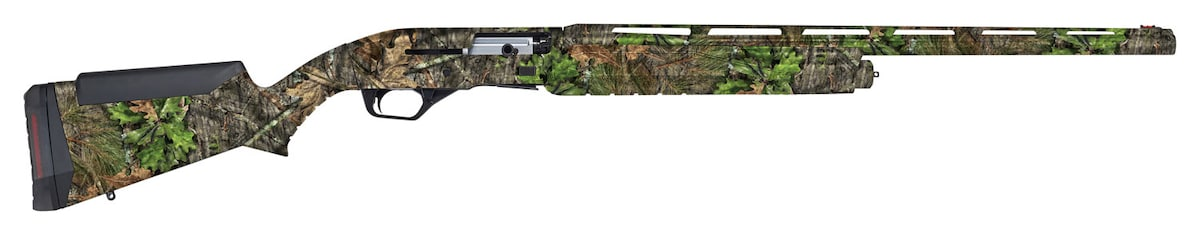 "Savage 57607 Renegauge Turkey 12 Gauge 24"" 4+1 3"" Matte Black Monte Carlo Adjustable Comb Stock Mossy Oak Obsession Right Hand"