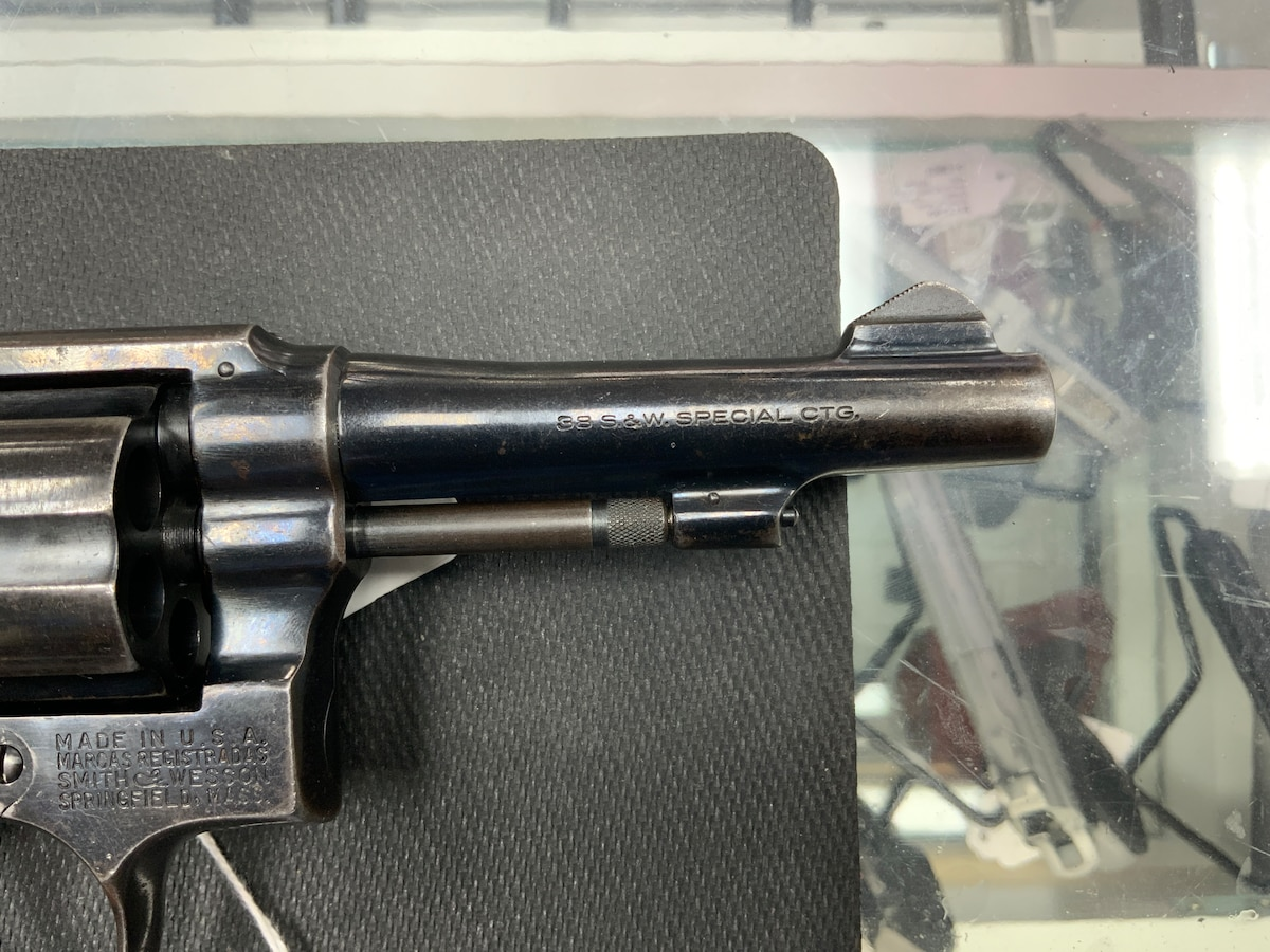 SMITH AND WESSON 10-5