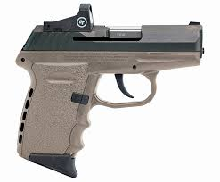 SCCY CPX-2  with red dot