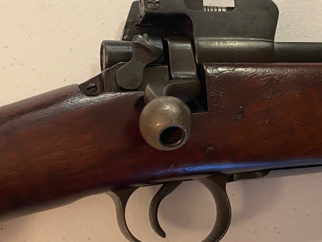 WINCHESTER Model 1917 Mfg. in 1917 High Condition Low Serial