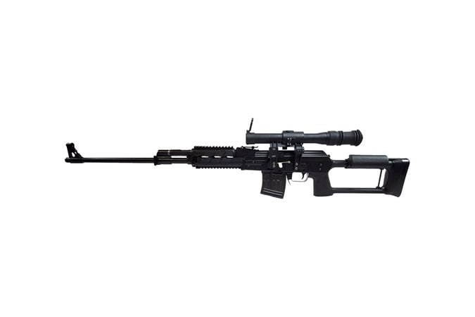 ZASTAVA ARMS M91 SNIPER 7.62x54R WITH SCOPE 4-24