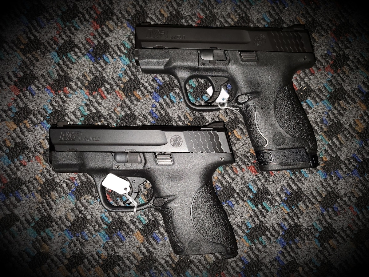 SMITH & WESSON Smith & Wesson S&W M&P9 Shield NYPD