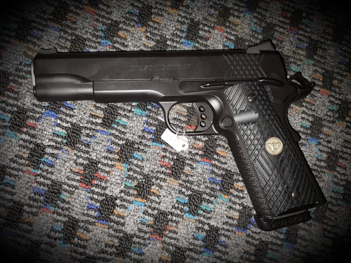 WILSON COMBAT Custom Made Wilson Combat 9mm X-Tac 1911