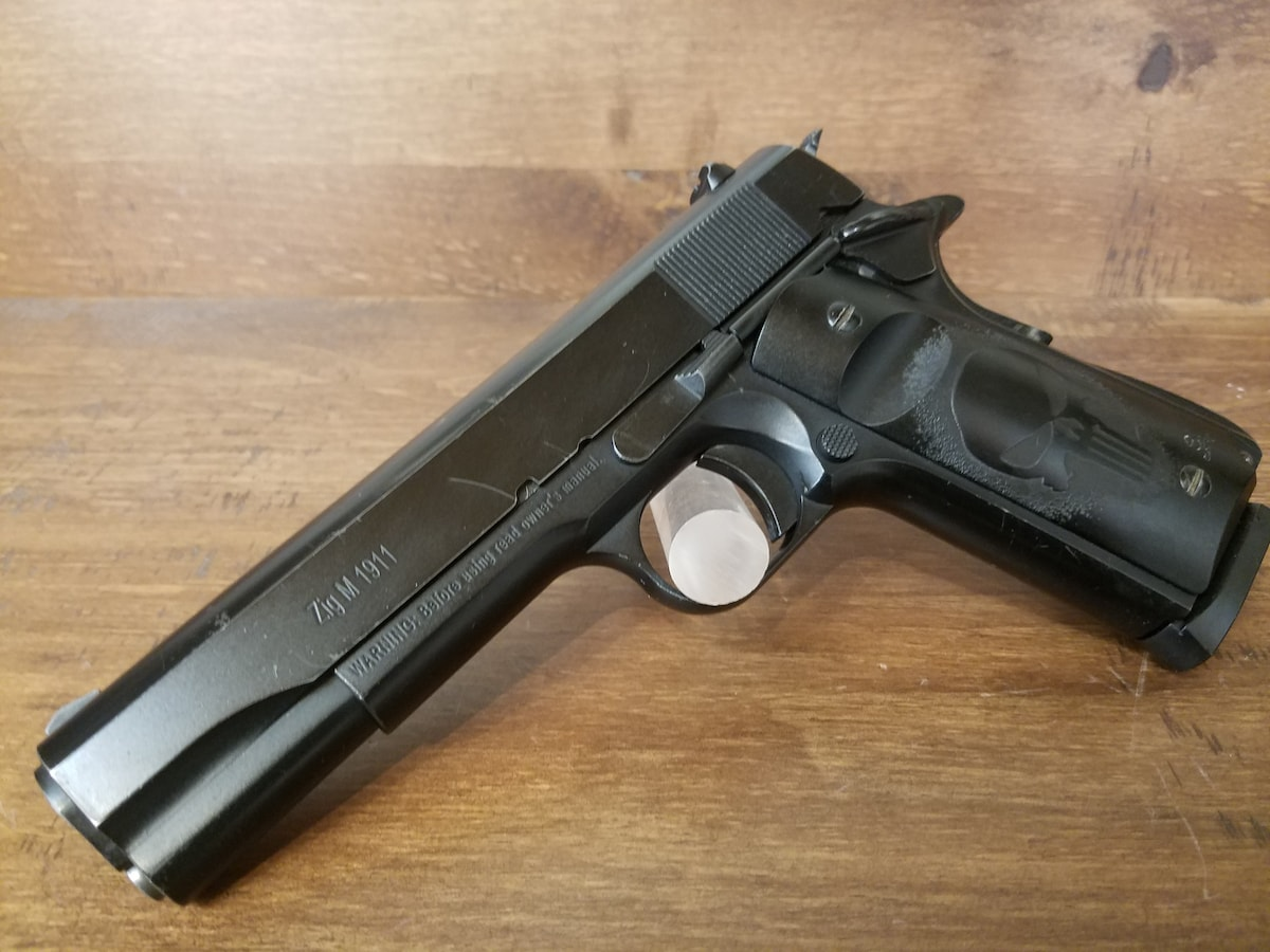 TISAS TRABZON GUN INDUSTRY CORP. Zig M1911