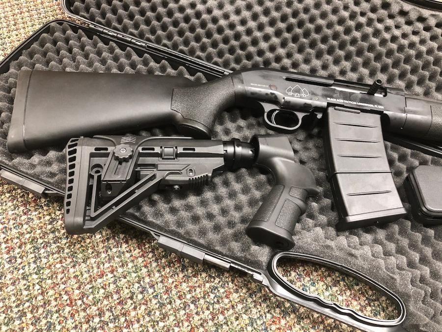 BLACK ACES TACTICAL Pro Series M Tactical