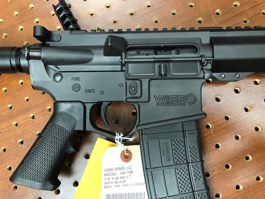 WISE ARMS WA15