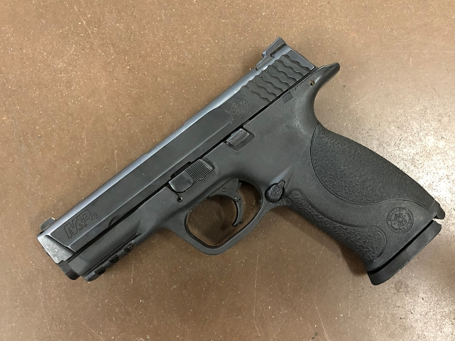 SMITH & WESSON MP40