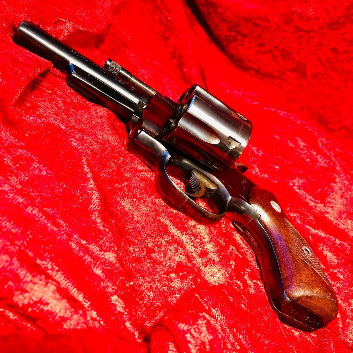 STURM, RUGER & CO., INC. Speed-Six 357 Magnum Pistol