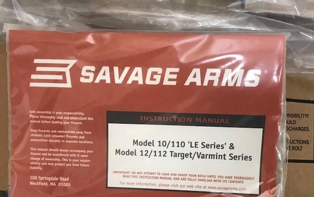 SAVAGE ARMS 10