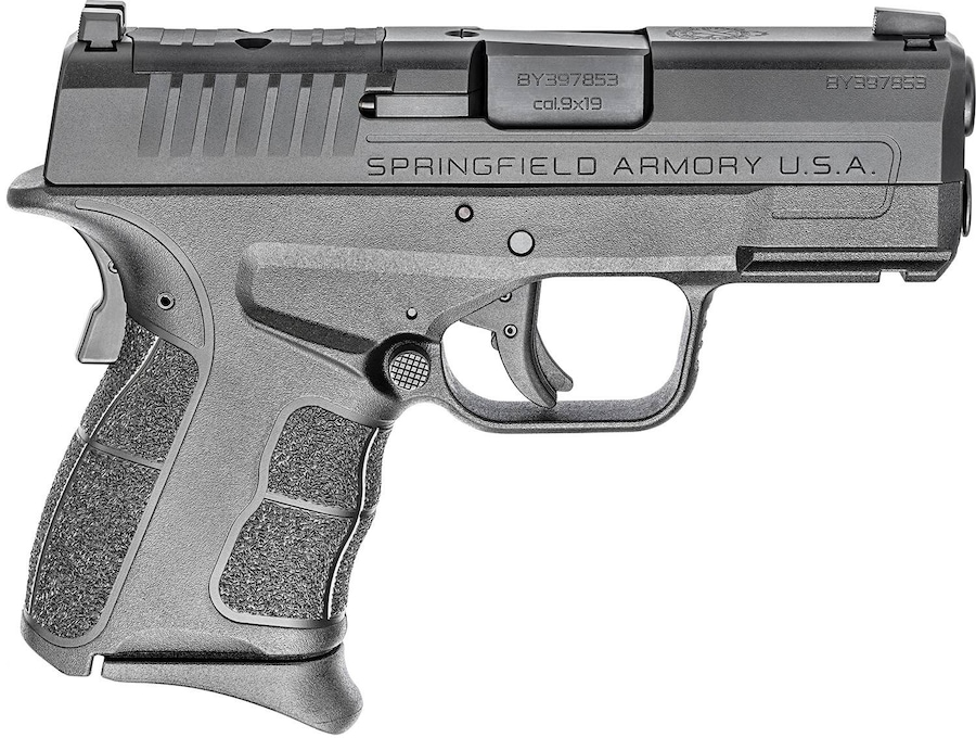 """SMITH & WESSON XD-S MOD2 9MM BLK 3.3"""" 8+1 OSP ***LIMIT ONE***"""