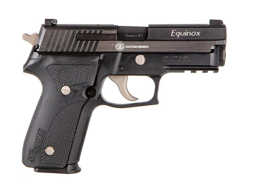 SIG SAUER P229 EQUINOX Custom Works