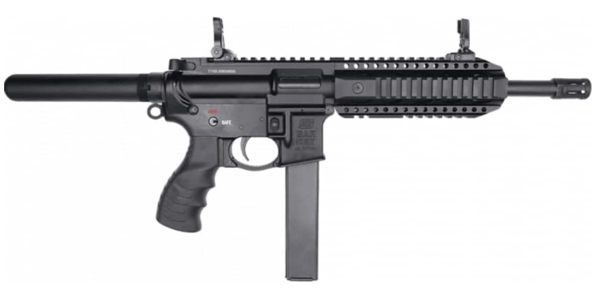 SAR USA 109T AR-9